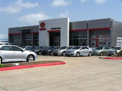 Autonation Toyota Corpus Christi Autonation Toyota Corpus Christi Car Dealership In Corpus