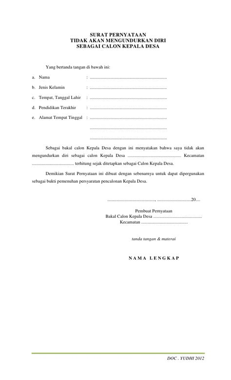 format surat pengunduran diri sebagai mahasiswa contoh surat pengunduran diri sebagai pns contoh bu