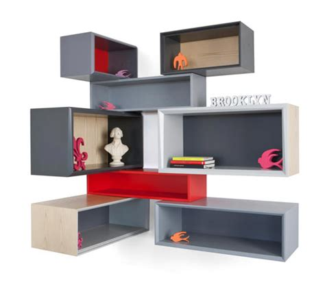 Clever Furniture by Clever Storage Furniture From Think Fabricate Design Milk