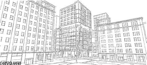 sketchup layout hidden lines sketchy mid rise chris polanski