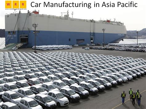 Mba Schools In Asia Pacific by Car Manufacturing In Asia Pacific Strategic Business
