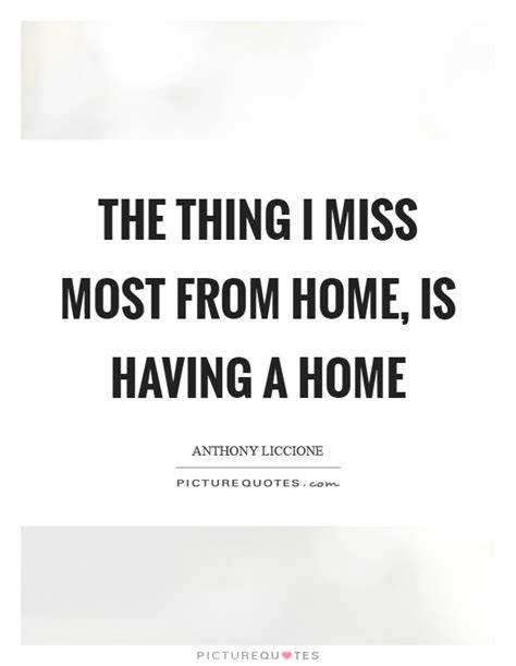i miss my home quotes