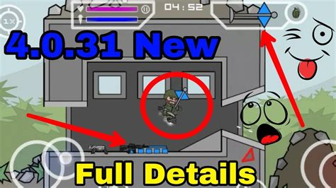 full version mini militia da2 mini militia 4 0 36 latest version ctf new update