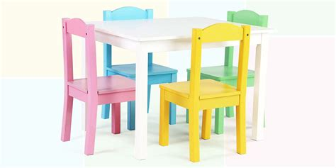 childrens table and four chairs 17 best tables and chairs in 2018 childrens table