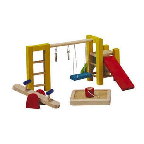 Dollhouse Playground Set