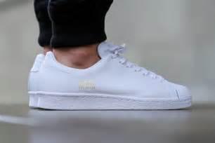 Adidas superstar 80s clean white sbd