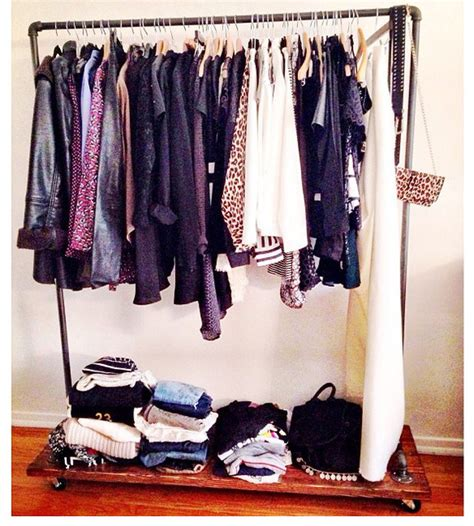 It Closet Clothing Los Angeles by Custom Garment Racks Rustic Clothes Racks Los Angeles By Arbor