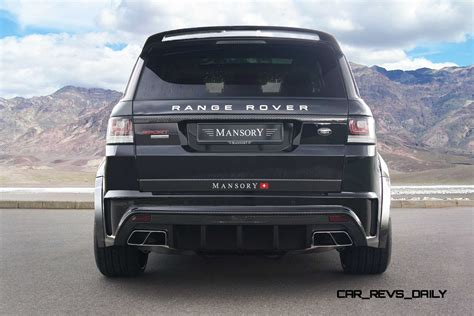 mansory range rover mansory range rover sport