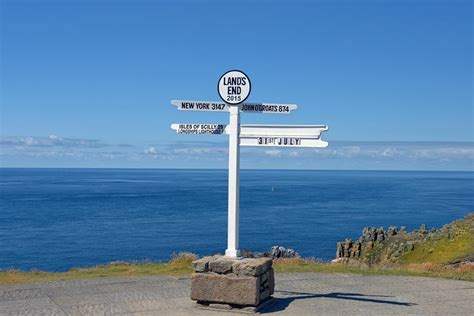 Land S End by Lands End Visitors Centre Day Out With The