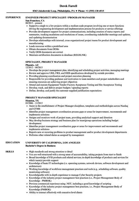 Reimbursement Analyst Sle Resume by Pr Specialist Sle Resume Simple Checklist Template