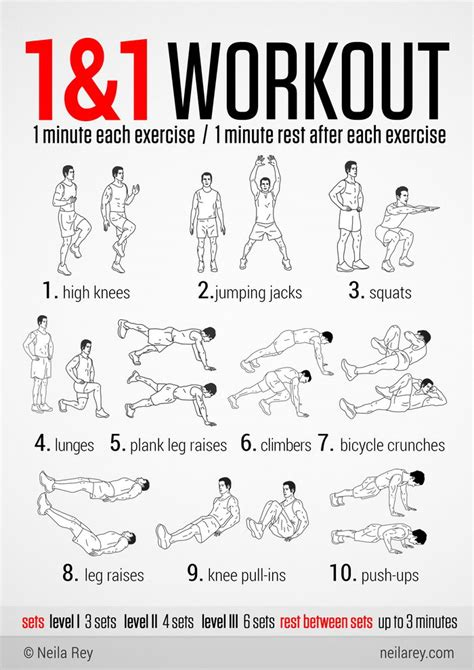 in home workouts without equipment