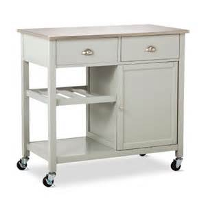 stainless steel top kitchen island thresholda product details page homestar cart