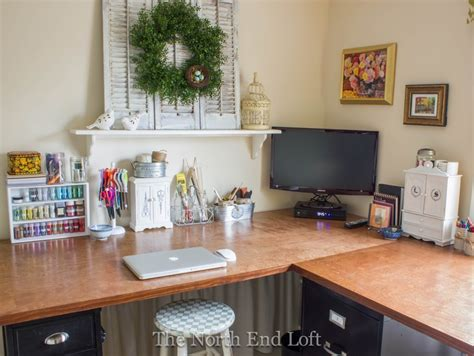 l shaped craft desk 38 best images about desk project on pinterest custom