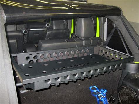 Jeep Jk Rear Cargo Rack Ace Jk Rear Cargo Basket