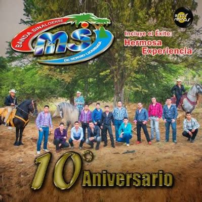 banda ms 10 aniversario 2013 cd completo casydtodo descargar nuevo cd completo 2013 banda