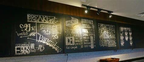 Blackboard With Easel Papan Tulis Kapur Dengan Penyangga 15 X 19 Cm jual papan tulis kapur untuk restoran hanakoboard