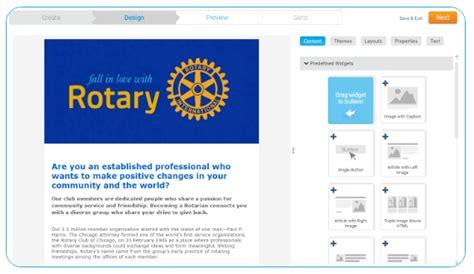 Bulletin Wizard Clubrunner Rotary Bulletin Templates