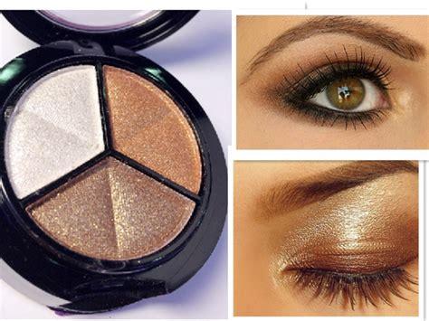 Eyeshadow Alis waterproof smoky cosmetic 3 colors professional shimmer eye shadow makeup