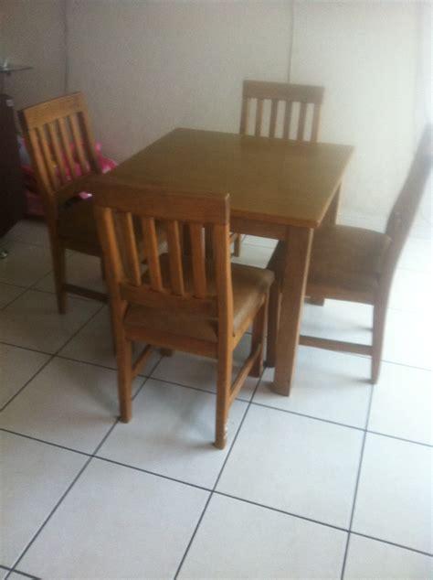 sillas de madera para comedor comedor madera 4 sillas madera de calidad 3 954 00