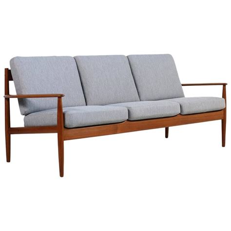 grete jalk sofa beautiful 1960s grete jalk teak sofa france and son