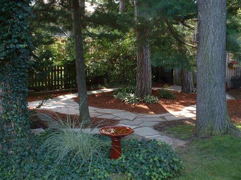 shady backyard ideas shady backyard shade garden pinterest