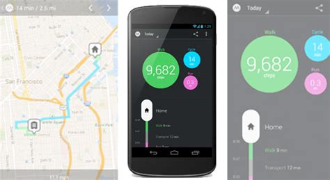tracker app always on fitness tracking app comes to android