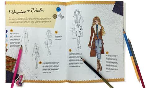 fashion design workshop fashion design workshop drawing kit groupon