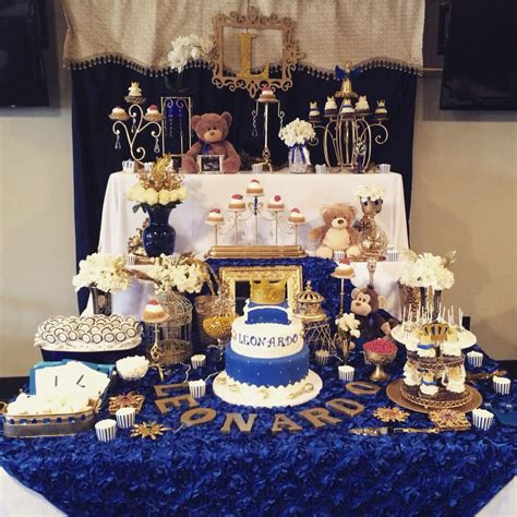 Royalty Themed Baby Shower by Royal Theme Baby Shower Prince Cake With Crown Royal