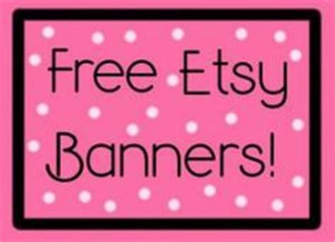 free etsy banner template free etsy banners the brightness project