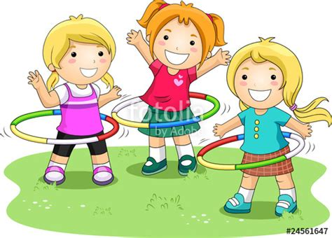 imagenes de niños jugando ula ula quot children playing hula hoops in the park quot stock image and