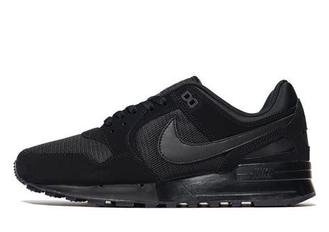 Nike Vegasus Black lyst nike pegasus 89 in black for