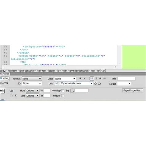 How To Use Templates In Dreamweaver how to use joomla templates in dreamweaver cs5