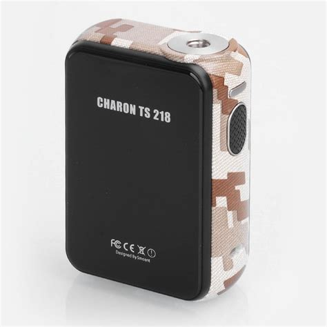 Mod Smoant Charon 218watt Authentic authentic smoant charon ts 218 touch screen digi camo tc vw box mod