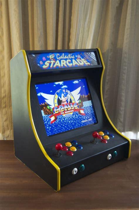 Bartop Arcade Raspberry Pi 2 Player Bartop Arcade Machine Powered By Pi Do It