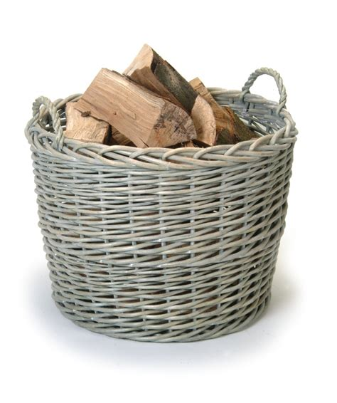 giant log basket