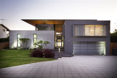 contemporary houses the 24 house by dane design australia 6 homedsgn