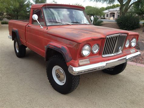 1966 Jeep Gladiator The Jeep Farm