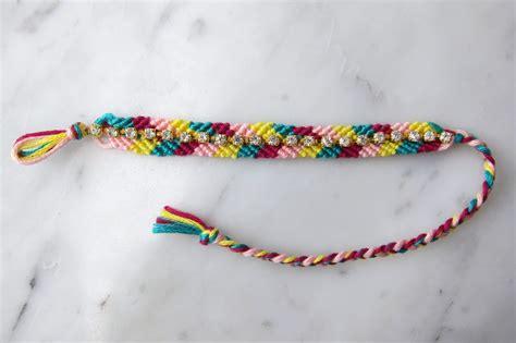 friendship bracelet with diy friendship bracelets 2 0 test bloggggg