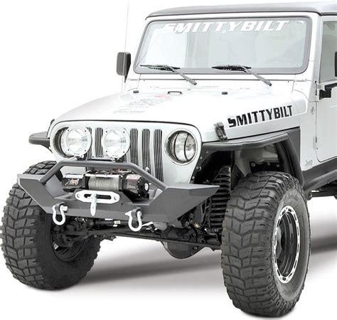 Xrc Jeep Bumpers Smittybilt 76800 Smittybilt Front Xrc Bumper In Textured