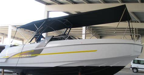 boat bimini top extension bimini extension awning 3300 mm flyer 7 7 sportdeck t