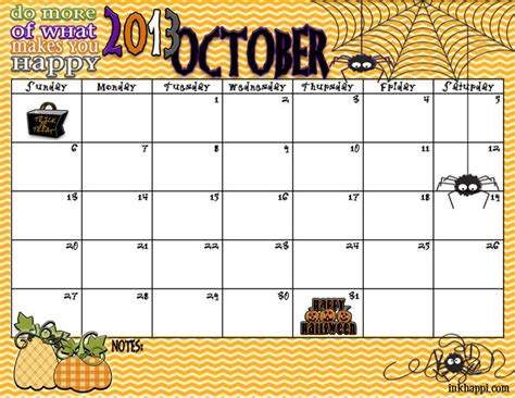printable calendar 2015 halloween image gallery halloween october 2014 calendar printable