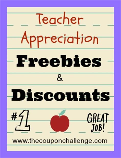Apple Gift Card Student Discount - teacher appreciation week 2014 discounts freebies