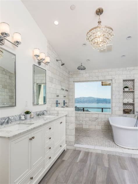 Best 15 Subway Tile Bathroom Ideas Houzz | cute bathroom subway tiles pictures inspiration the best