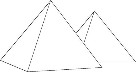 coloring pages egyptian pyramids ancient egypt coloring pages