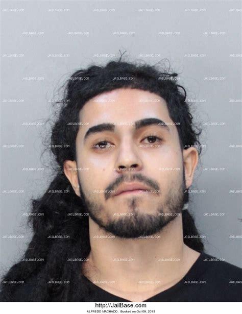 Machado Criminal Record Alfredo Machado Arrest History