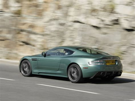 Aston Martin Dbs Racing Green Picture 49818 Aston