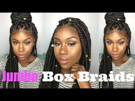 how to soften box braids 1000 ideas about jumbo box braids on pinterest box
