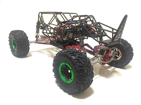 Chassis Hsp Pangolin Axial Scx10 Wraith steel frame roll cage for rc 1 10 scale axial wraith ax90018 crawler black ebay