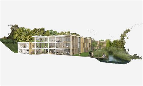 Bourne Sheds Farnham by Bourne Mill Care Home Re Format Architecture And Design