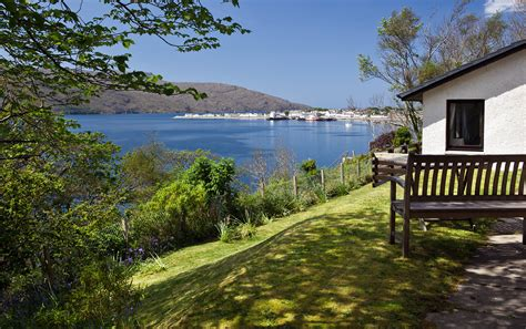 waterfront cottage ullapool
